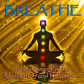 Breathe: 40 Relaxing Instrumentals for Meditation and Relaxation by Meditation Music Experts