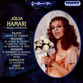 Great Hungarian Voices: Júlia Hamari (Mezzo-Soprano) by Various Artists