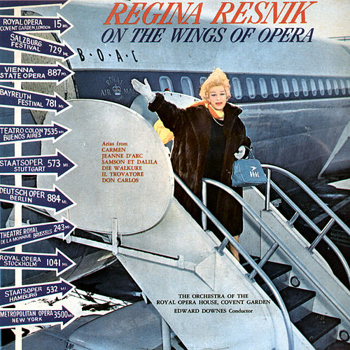 Play & Download On the Wings of Opera by Regina Resnik | Napster