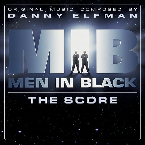 Men In Black: The Score by Danny Elfman