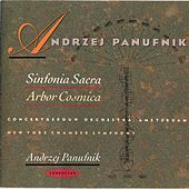 Play & Download Sinfonia Sacra / Arbor Cosmica by Sir Andrzej Panufnik | Napster