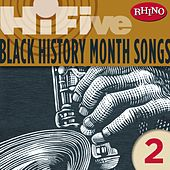 Play & Download Rhino Hi-Five: Black History Month Songs 2 by Various Artists | Napster