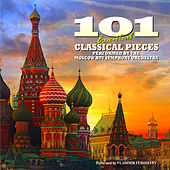 Play & Download 101 Essential Classical Pieces by the Moscow RTV Symphony Orchestra by Various Artists | Napster