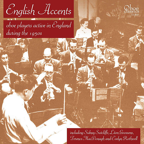 English Accents by Various Artists