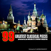 Play & Download 99 Greatest Classical Pieces by the Moscow RTV Symphony Orchestra by Various Artists | Napster