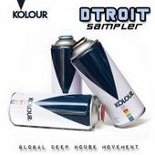 Dtroit Sampler by Various Artists