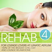 Rehab for Lounge Lovers At Lunatic Asylum, Vol.4 (100% of the Biggest Chill Out and Lounge Relaxations) by Various Artists