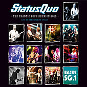 Play & Download Back2SQ.1-The Frantic Four Reunion by Status Quo | Napster