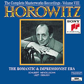 Play & Download The Complete Masterworks Recording Vol. VIII: The Romantic & Impressionist Era by Vladimir Horowitz | Napster