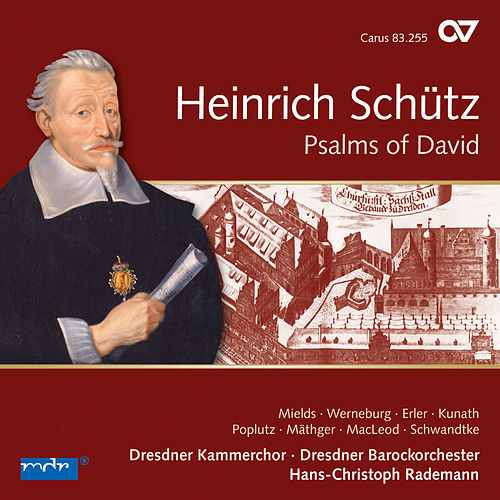 Schütz: Psalms of David by Dorothee Mields