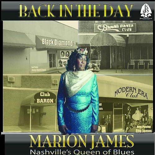 Play & Download Back in the Day by Marion James | Napster