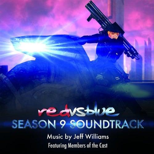 Red vs. Blue Season 9 Soundtrack by Jeff Williams
