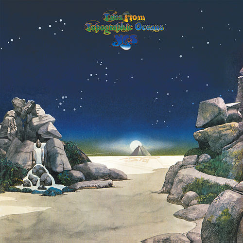 Play & Download Tales From Topographic Oceans by Yes | Napster