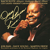 Play & Download Oscar Peterson Live! by Oscar Peterson | Napster