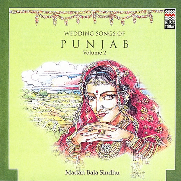 wedding songs of punjab volume 2 by madan bala sindhu