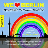 We Love Berlin 4.3 - Minimal Techno Parade (Incl. DJ Mix By Glanz & Ledwa) by Various Artists