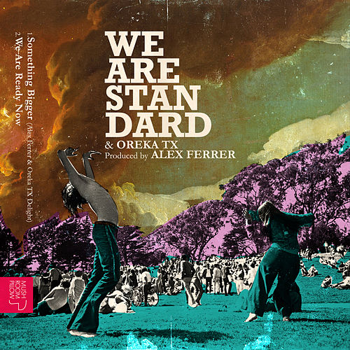 Something Bigger (Remix) by We Are Standard