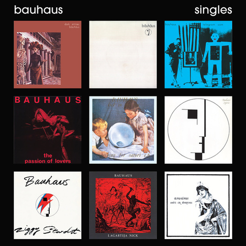 Play & Download Singles (Remastered) by Bauhaus | Napster