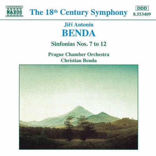 Sinfonias Nos. 7-12 by Jiri Antonin Benda
