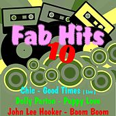 Play & Download Fab Hits, Vol. 10 by Various Artists | Napster