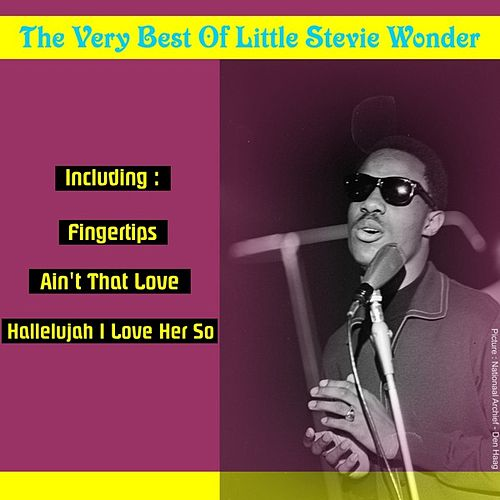 Play & Download The Very Best of Little Stevie Wonder by Stevie Wonder | Napster