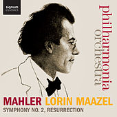 Mahler: Symphony No. 2 'Resurrection' by Philharmonia Orchestra