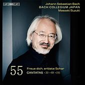 Play & Download Bach: Cantatas, Vol. 55 by Hana Blazikova | Napster