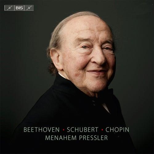 Beethoven, Schubert & Chopin: Piano Works by Menahem Pressler