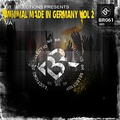 Play & Download Minimal Made In Germany Vol 2 - EP by Various Artists | Napster