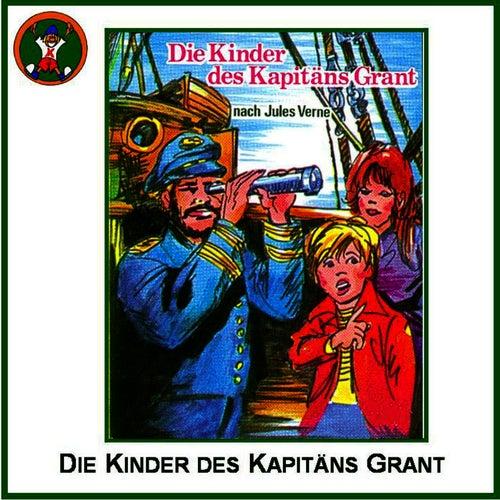 Die Kinder des Kapitäns Grant (nach Jules Verne) by Hörspiel
