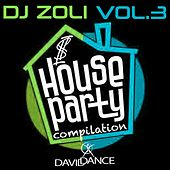 Play & Download House Party, Vol. 3 by Various Artists | Napster
