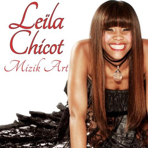 Mizik art by Leila Chicot