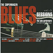 Copenhagen Blues Sessions Vol. 1 by Various Artists
