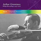 Arthur Grumiaux - Philips Recordings 1955-1977 by Various Artists