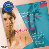 Play & Download Barber/Walton: Violin Concertos by Joshua Bell | Napster
