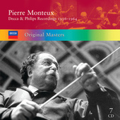 Play & Download Pierre Monteux  - Recordings 1956-1964 by Various Artists | Napster