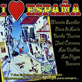 Play & Download I Love España by Various Artists | Napster