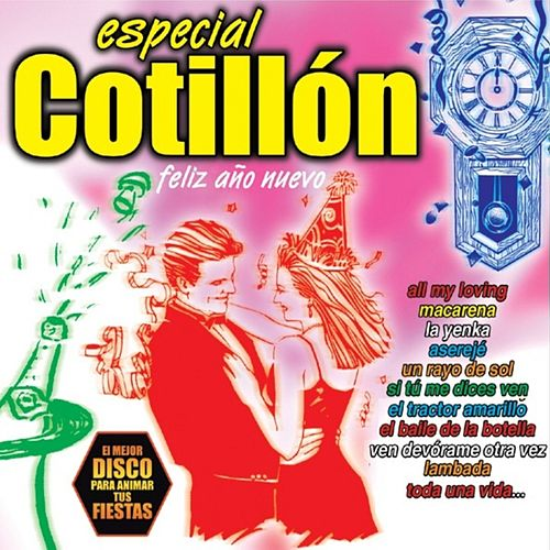 Especial Cotillón by Various Artists