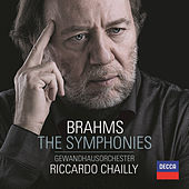 Brahms: The Symphonies by Gewandhausorchester Leipzig