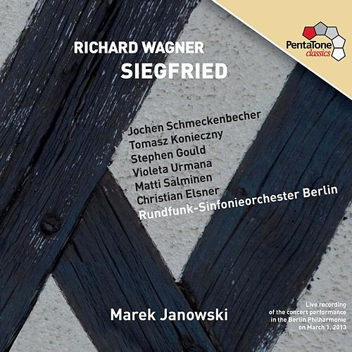 Play & Download Wagner: Siegfried by Tomasz Konieczny | Napster