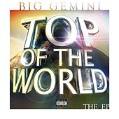 Top Of The World - The EP by Big Gemini