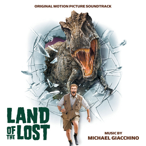Land Of The Lost by Michael Giacchino