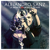 Play & Download La Música No Se Toca En Vivo by Alejandro Sanz | Napster