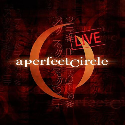 Mer De Noms - Live by A Perfect Circle