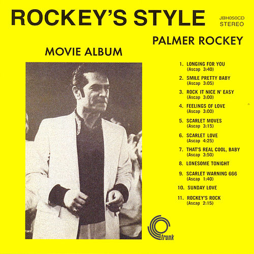 Rockey's Style Movie Album by Palmer Rockey