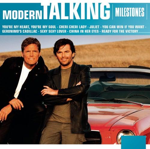 Milestones de Modern Talking