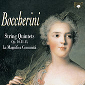Play & Download Boccherini: String Quintets, Op. 10, 11 & 13 by Enrico Casazza   Napster