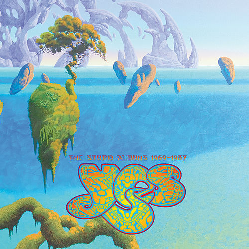 Play & Download The Studio Albums: 1969-1987 by Yes | Napster