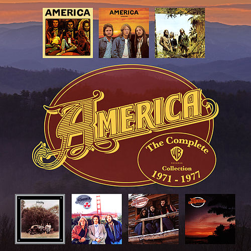 Play & Download The Complete WB Collection 1971 - 1977 by America | Napster