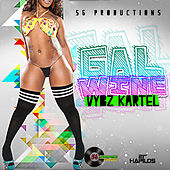 Play & Download Gal Wine - Single by VYBZ Kartel | Napster